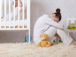 მშობიარობის შემდგომ დეპრესია პოსტპარტუმი