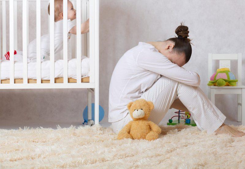 მშობიარობის შემდგომი დეპრესია პოსტპარტუმი