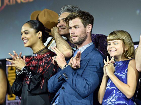 მარველის სუპერგმირები Comic Con-ზე