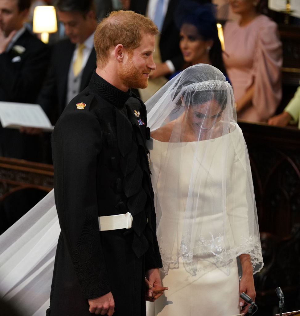 მეგანმა ჰარიმ საიდუმლოდ იქორწინეს