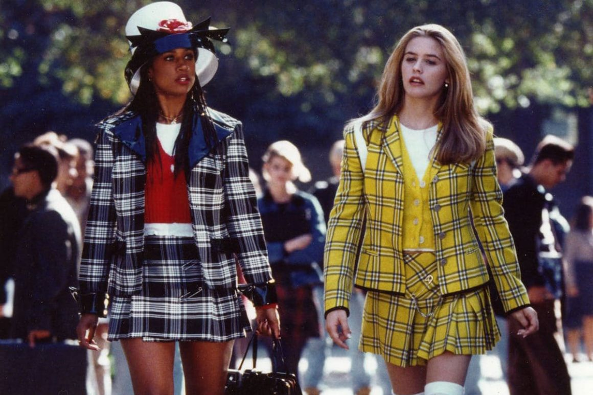 Clueless cher and dionne