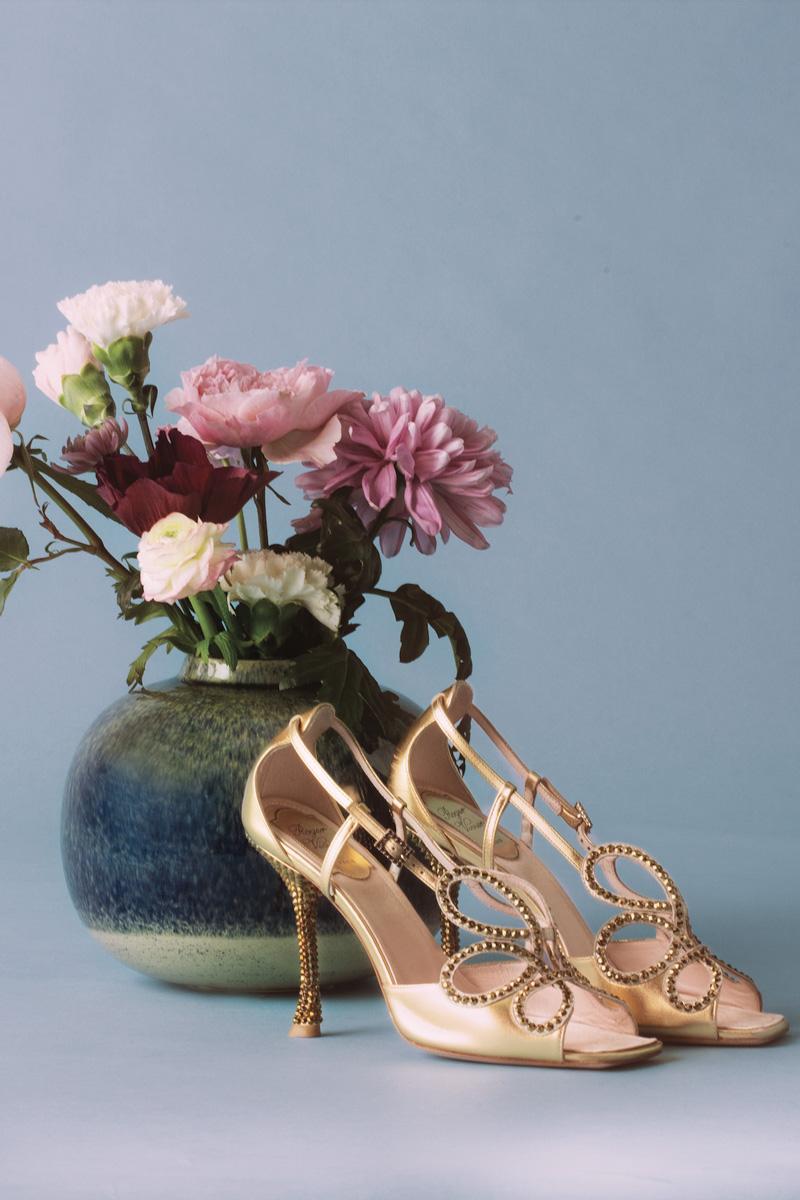 ელისაბედ მეორე ფეხსაცმელი