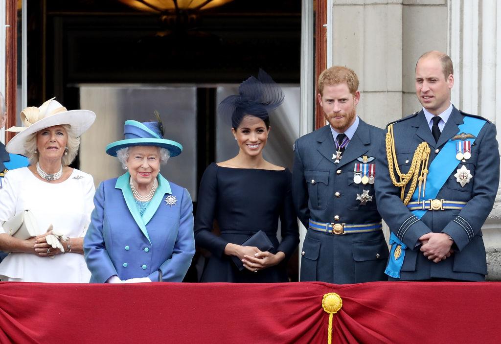 დედოფალი ელისაბედ II განცხადება