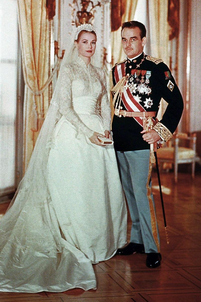 გრეის კელის ქორწილი