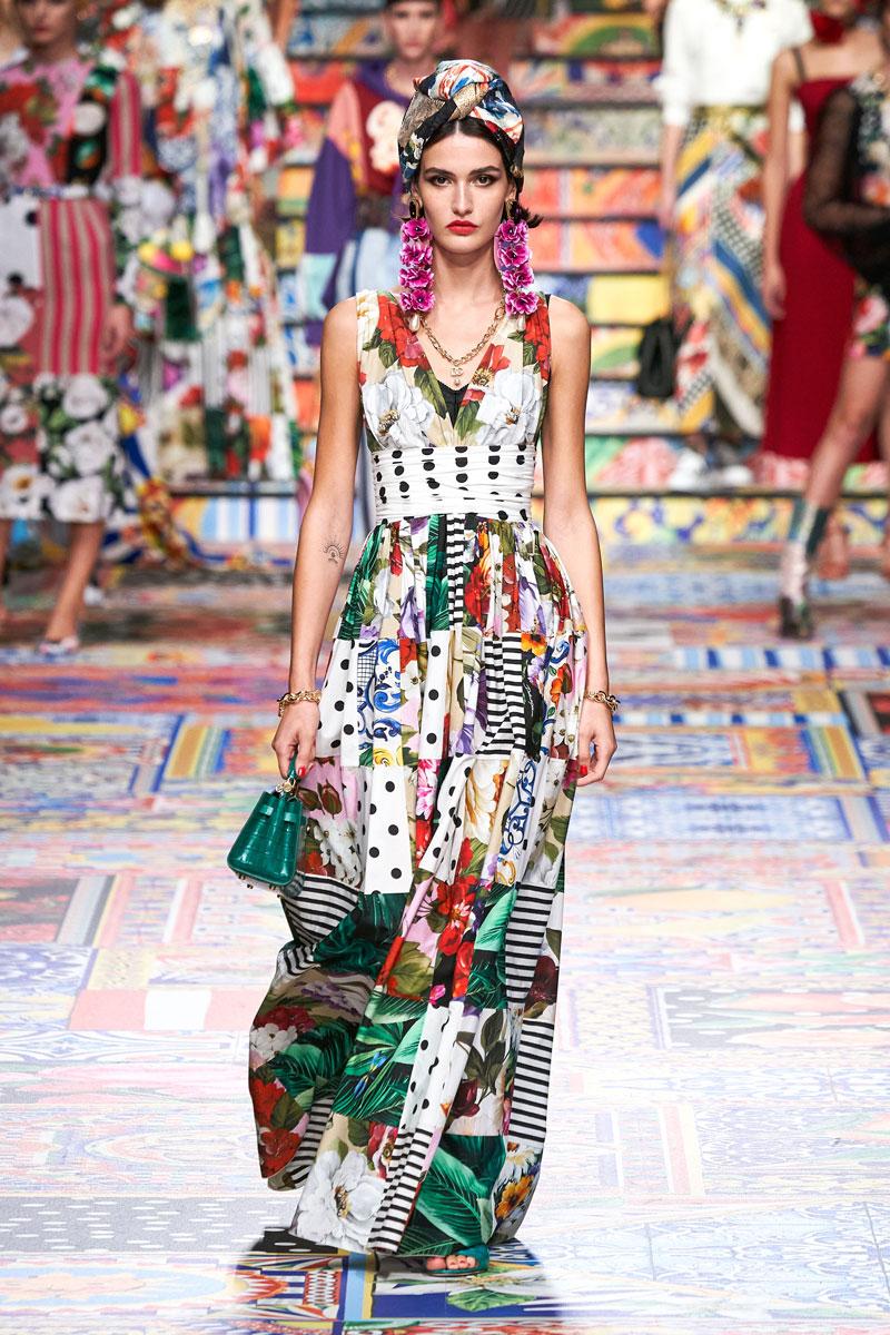 თათია ახალაია Dolce & Gabbana