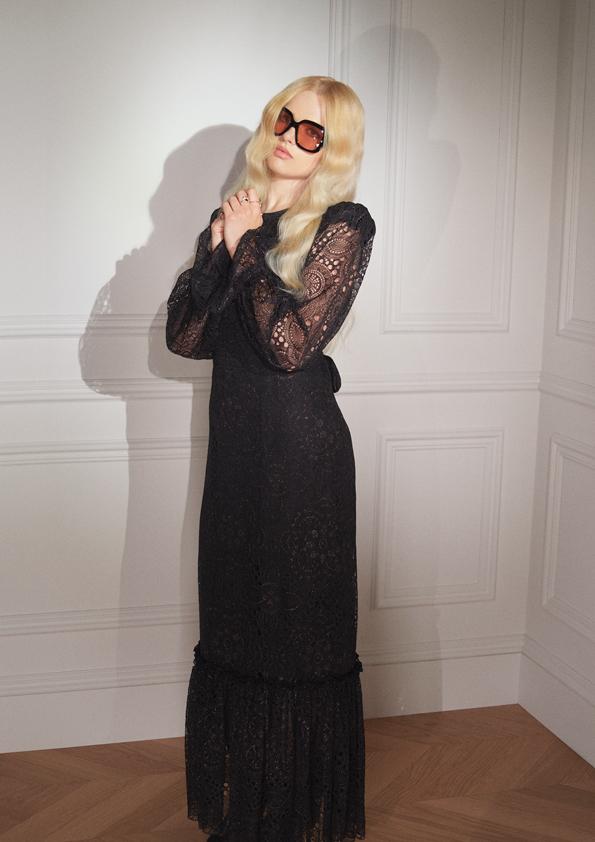 H&M x The Vampire's Wife ყველაზე გოტიკური კოლაბორაცია