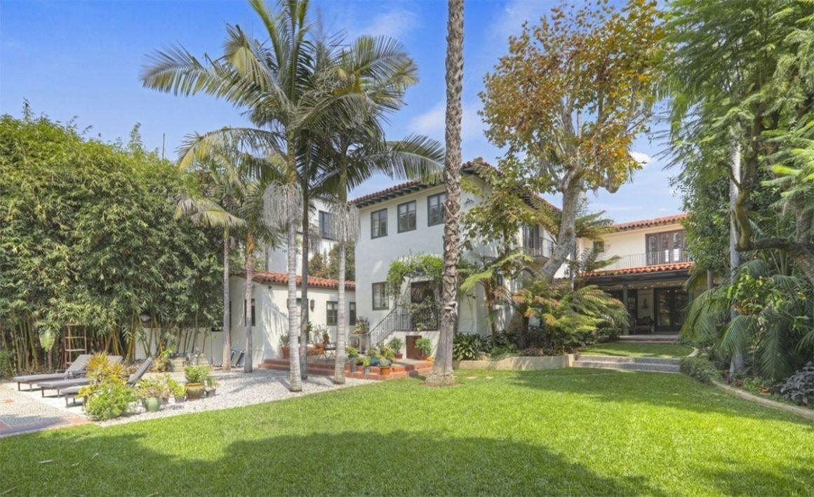 კრისტენ სტიუარტის ახალი სახლი