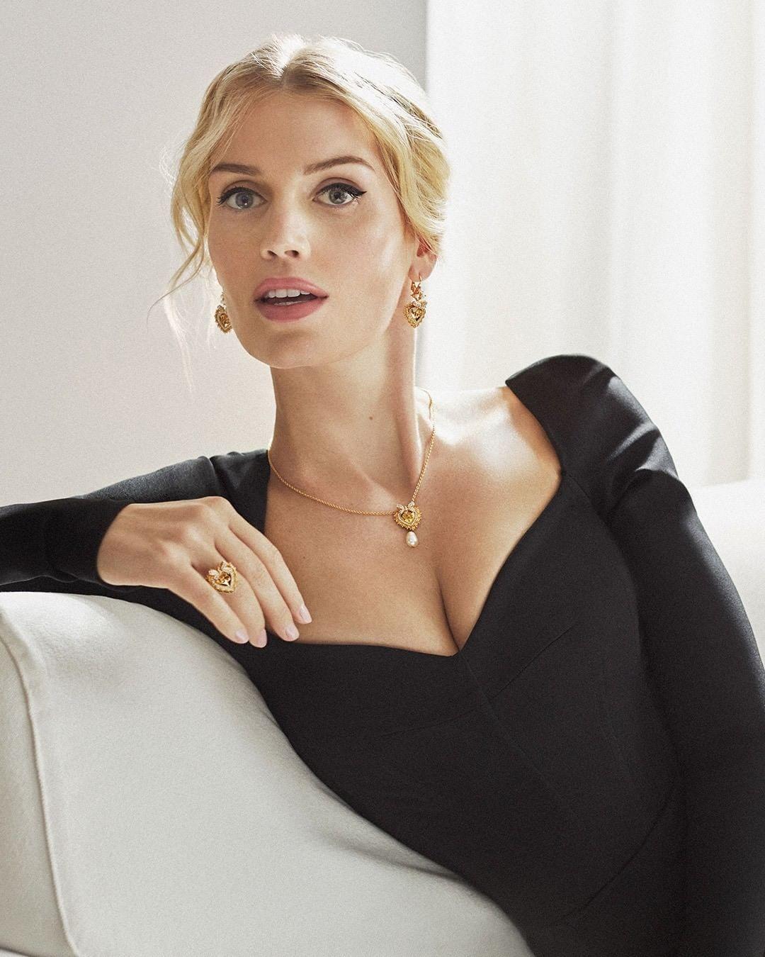 ლედი კიტი სპენსერი Dolce & Gabbana